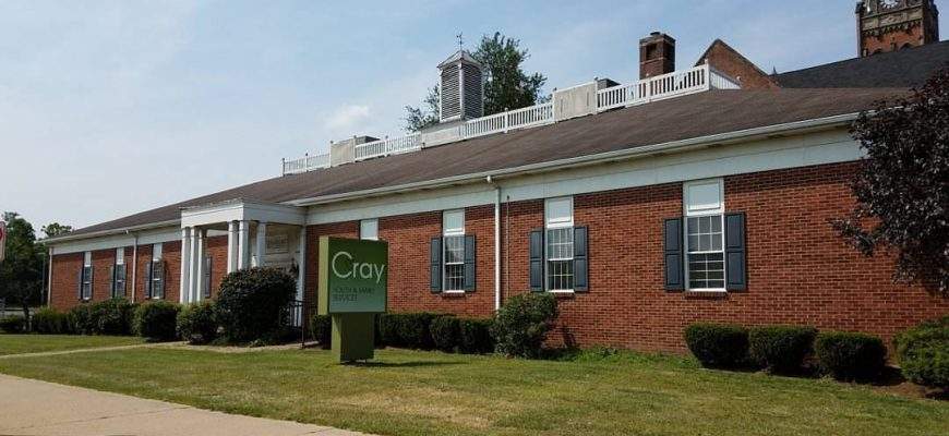 cray main office